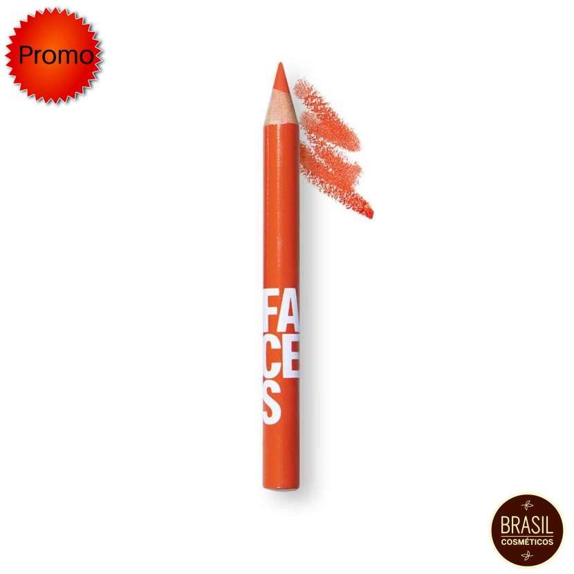 Natura Faces mini lápiz matte de ojos naranja scandal - 1