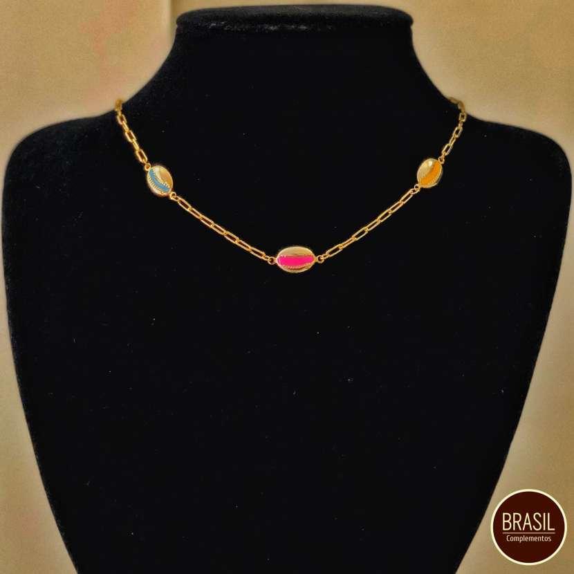 Collar de bijou verano - 1