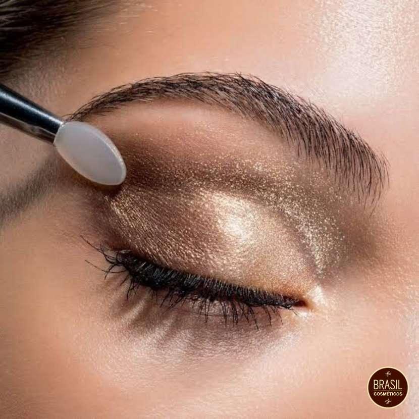 Eudora soul sombra pigmento marrón iluminado - 1