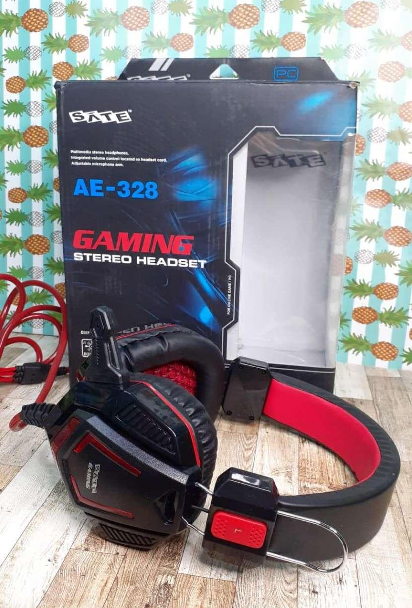 Auricular Gamer - 1