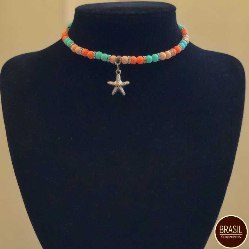 Collar de bijou verano - 2