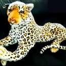 Peluche jaguar 120 cm - 0