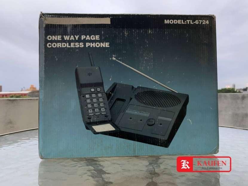 Teléfono Inalámbrico - 0