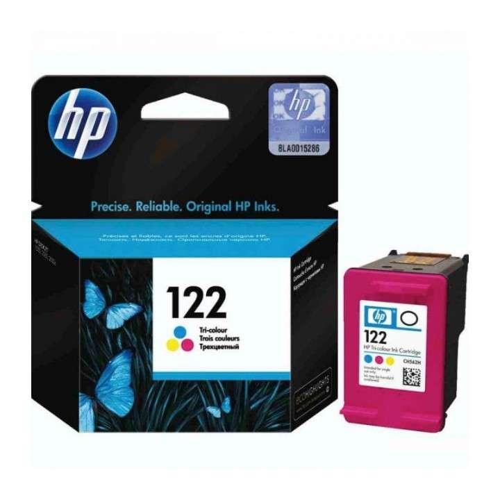 Cartucho de tinta HP 122-CH562HL color - 0