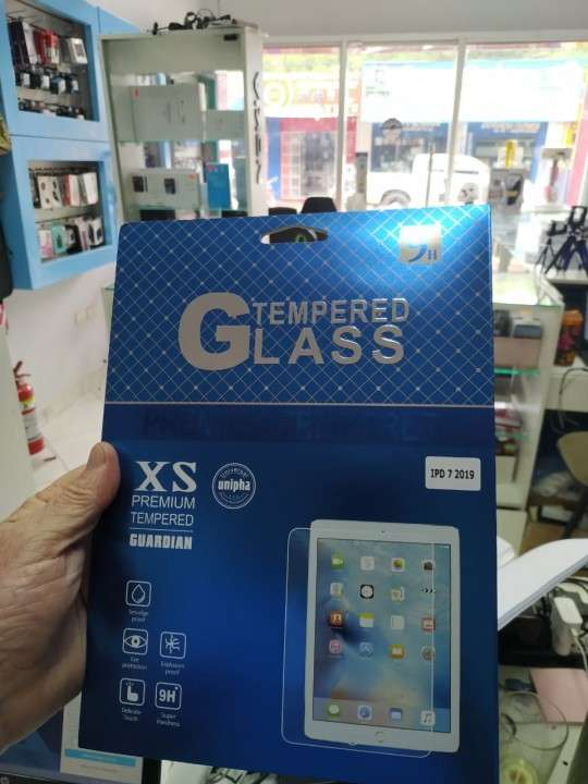 Protectores y laminas para iPad 7ma y 8va generación - 2