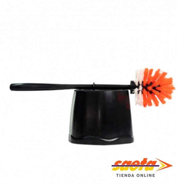 Cepillo negro para inodoro Bio Disolvent - 0