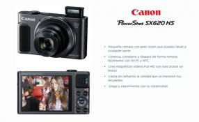 Cámara Canon PowerShot SX620 HS