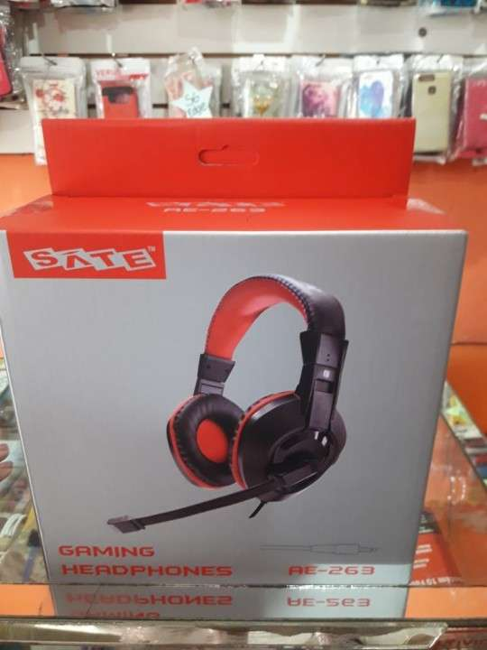 Auricular Gaming Sate - 0
