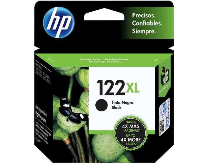 Cartucho de tinta HP 122XL-CH563HL negro - 0