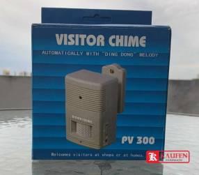 Timbre Sensor Alarma