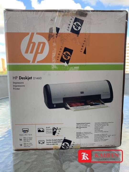 Impresora HP DeskJet D1460 - 1