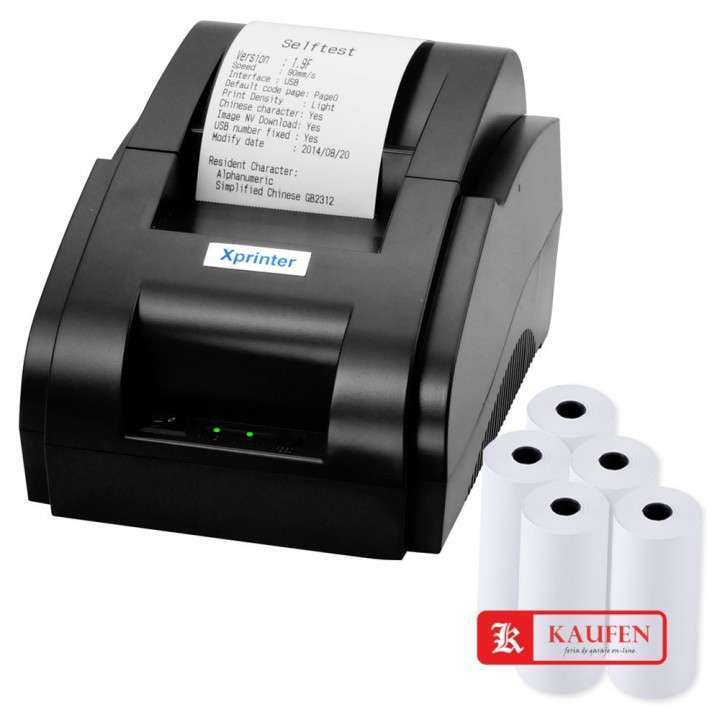 Impresora Térmica X-printer - 0