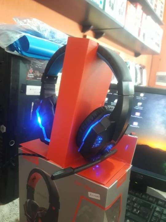 Auricular gaming AE-327 Sate - 1