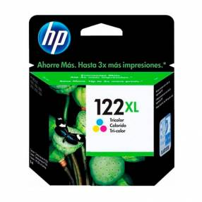 Cartucho de tinta HP 122XL-CH564HL color