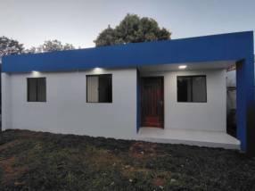 Construimos en tu terreno vivienda minimalista