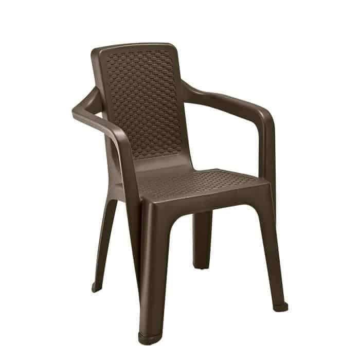 Juego de comedor Eterna familiar con 6 sillas - 1