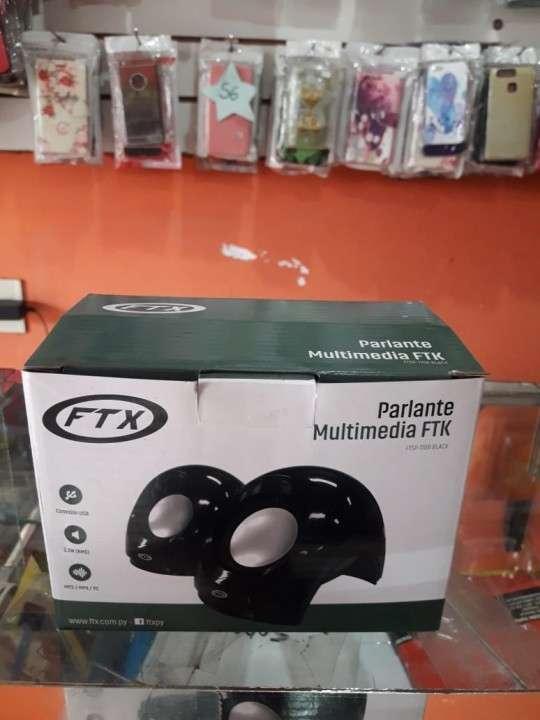 Parlante multimedia para PC FTX - 0