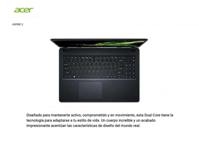 Notebook Acer Intel - 0
