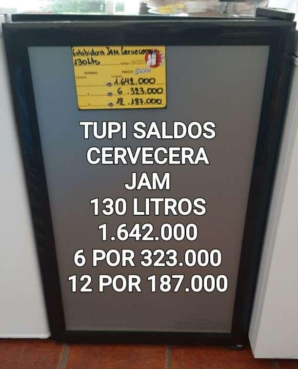 Exhibidora JAM de 130L - 0