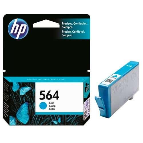Cartucho de tinta 564-CB318WL azul - 0