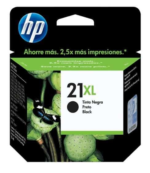 Cartucho de tinta HP 21XL-C9351CL negro - 0
