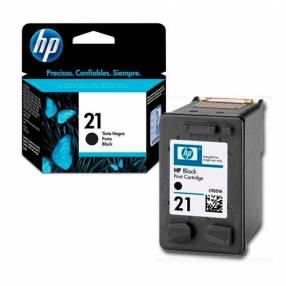 Cartucho de tinta HP 21-C9351AL negro