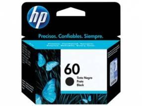 Cartucho de tinta HP 60-CC640WL negro
