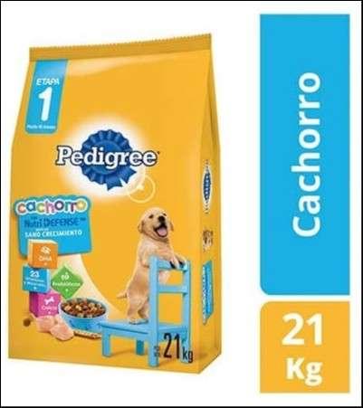 Pedigree Cachorros 21 Kg - 2