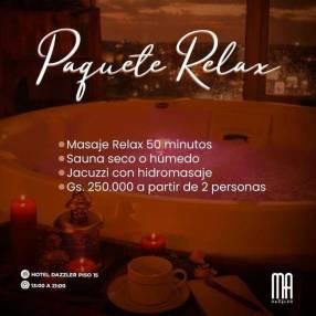 Paquete Relax MA SPA Dazzler