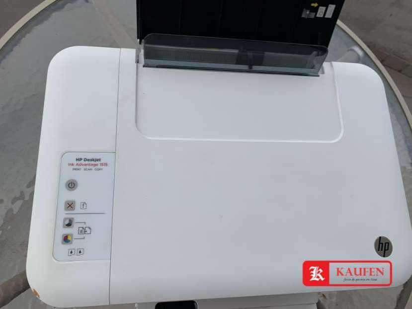 Impresora HP Deskjet Ink Advantage 1515 - 0