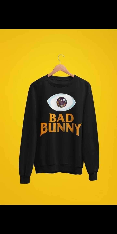 Remera personalizada de Bad Bunny - 0