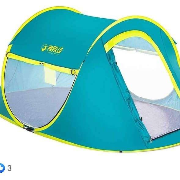 Camping para 2 personas - 0