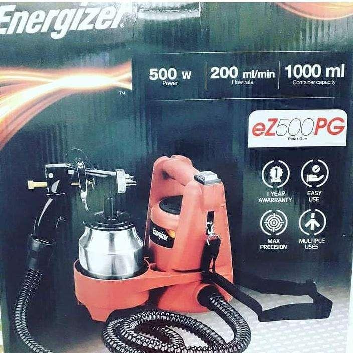 Compresor para pintar Energizer - 0