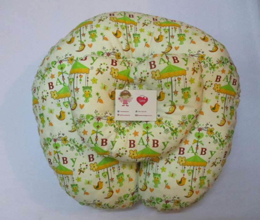 Almohada para lactancia - 1