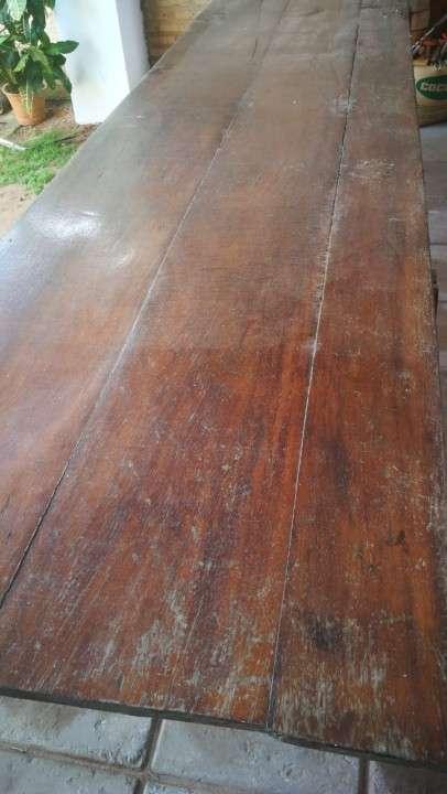 Tablón madera pesada 3.00x0.80 mts - 2