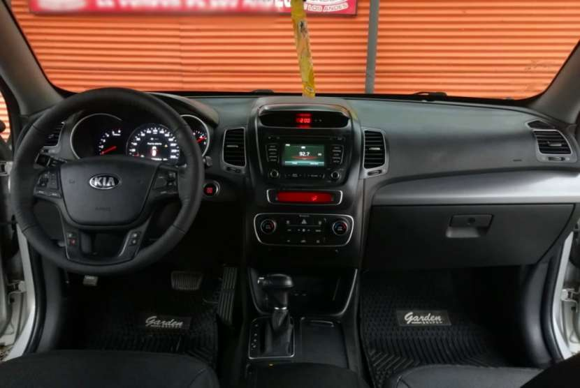 Kia Sorento 2015 motor crdi 2.2 turbo diésel intercooler automático secuencial - 1