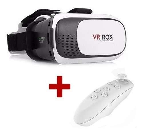 Anteojos de realidad virtual - 0
