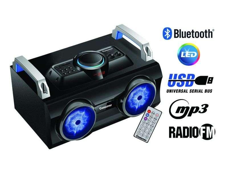Sistema de audio CMR-BBOX 500W - 0