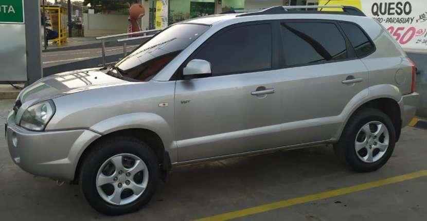 Hyundai Tucson 2007 - 0