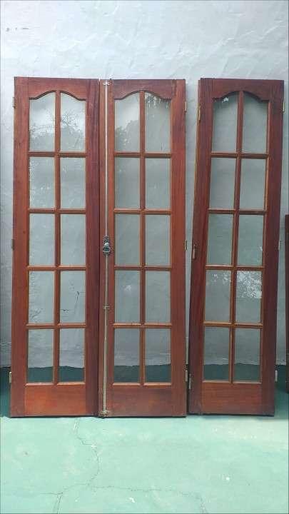 Puerta ventana + puerta persiana + ventana - 1