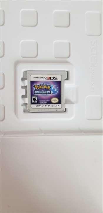 Pokémon Moon para 3DS - 1