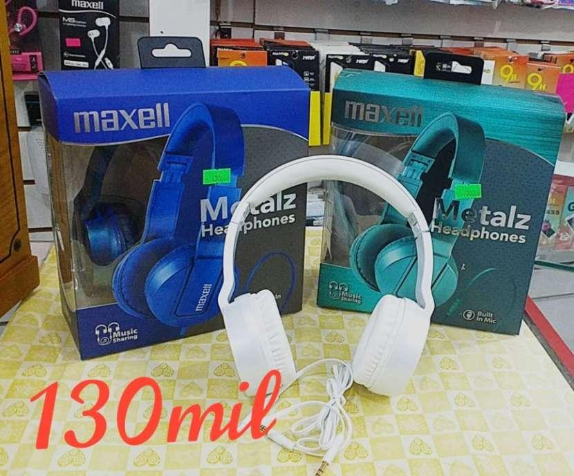 Auriculares Maxell Metalz - 0