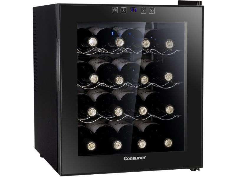 Wine Cooler 16 botellas Consumer - 0