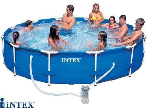 Pileta Intex 6.503 litros - 0
