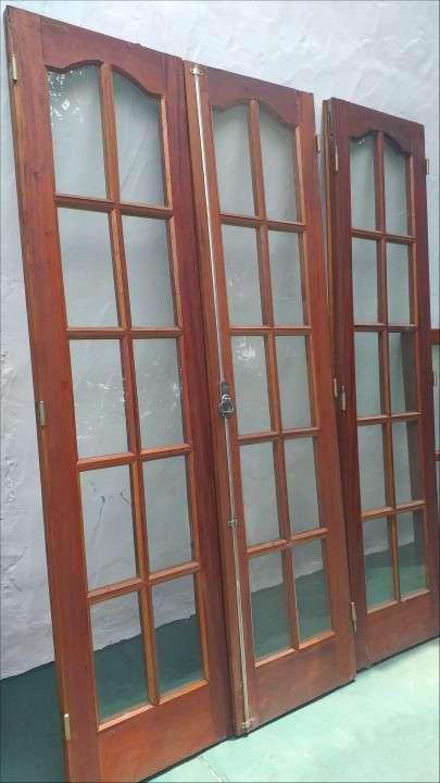 Puerta ventana + puerta persiana + ventana - 3