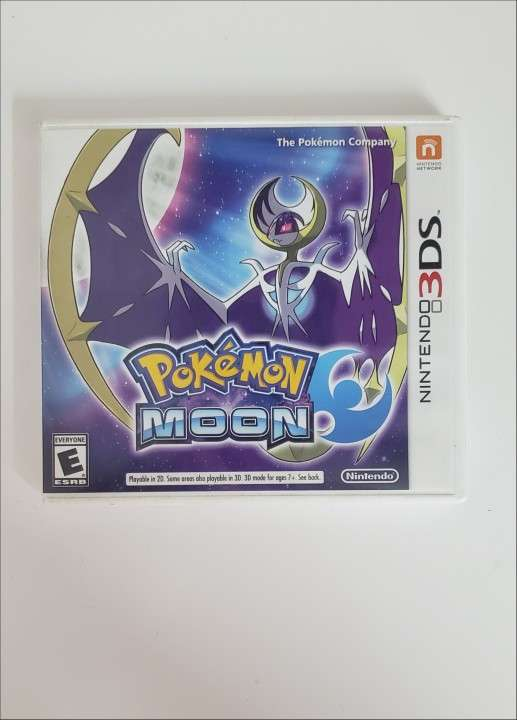 Pokémon Moon para 3DS - 0