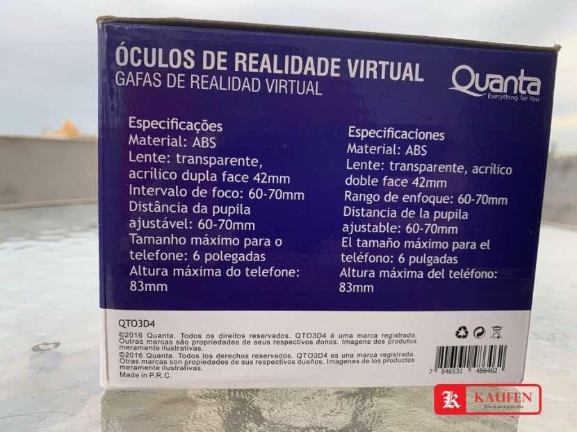 Gafas de RV Quanta 3D QTO3D4 - 1