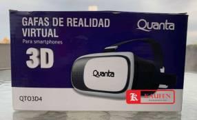 Gafas de RV Quanta 3D QTO3D4