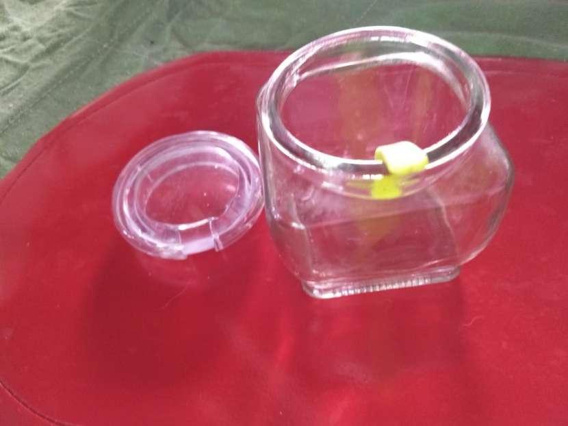 Azucarero de vidrio - 2