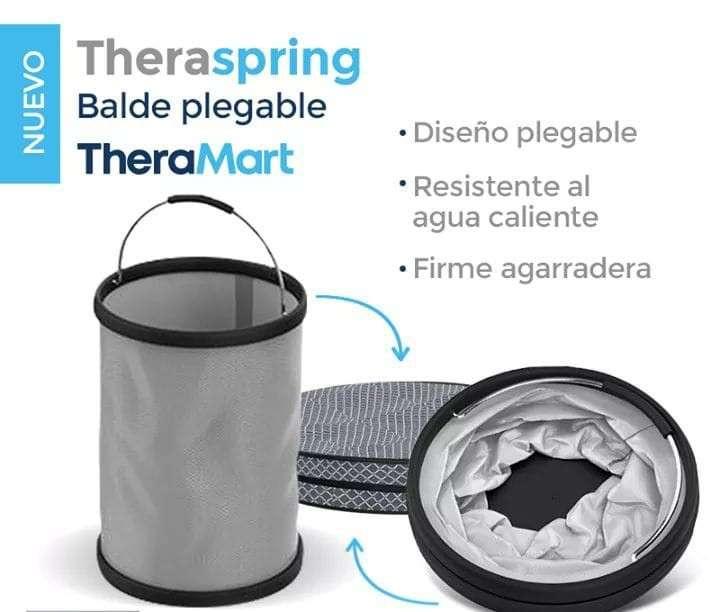 Balde plegable TheraSpring - 0